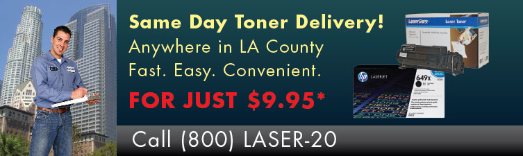 Same Day Toner Delivery