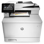 LaserJet Enterprise Multifunction Printers