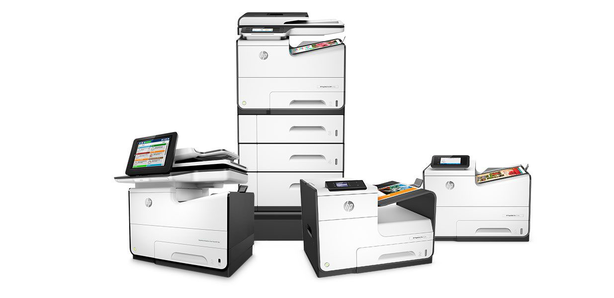 HP PageWide Business MFP's and Printers
