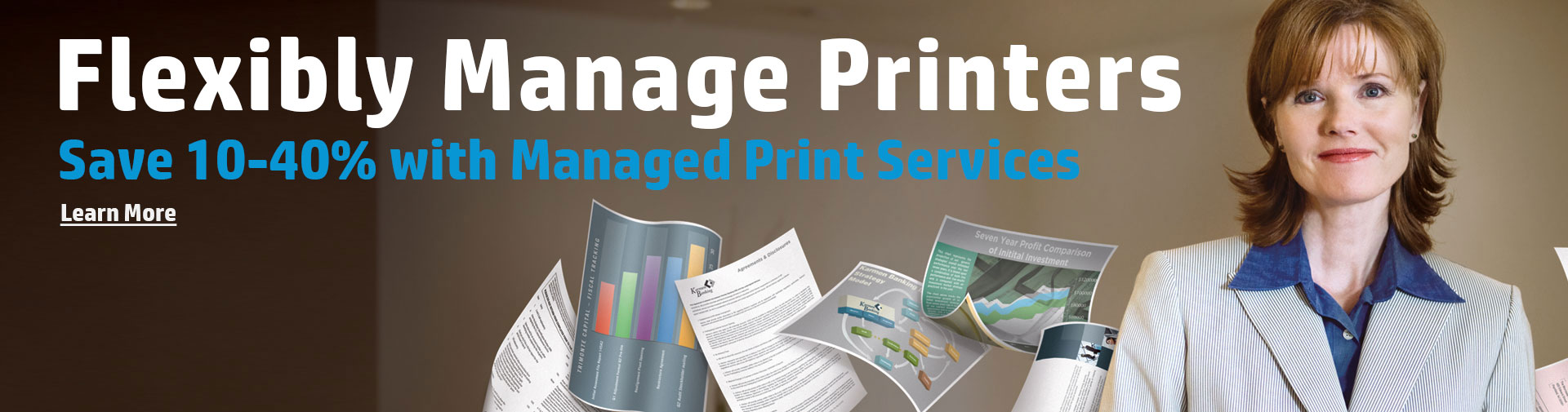 Flexibly Manage Printers