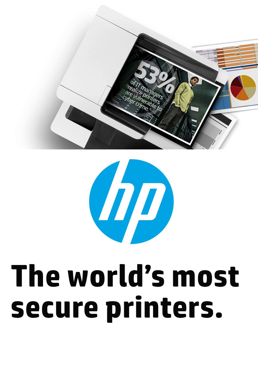 HP The World's Most Secure Printers