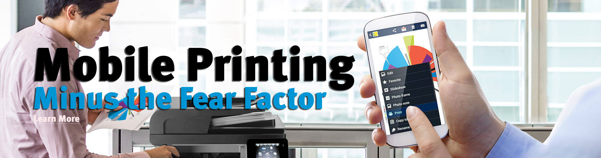 Mobile Printing Minus the Fear Factor